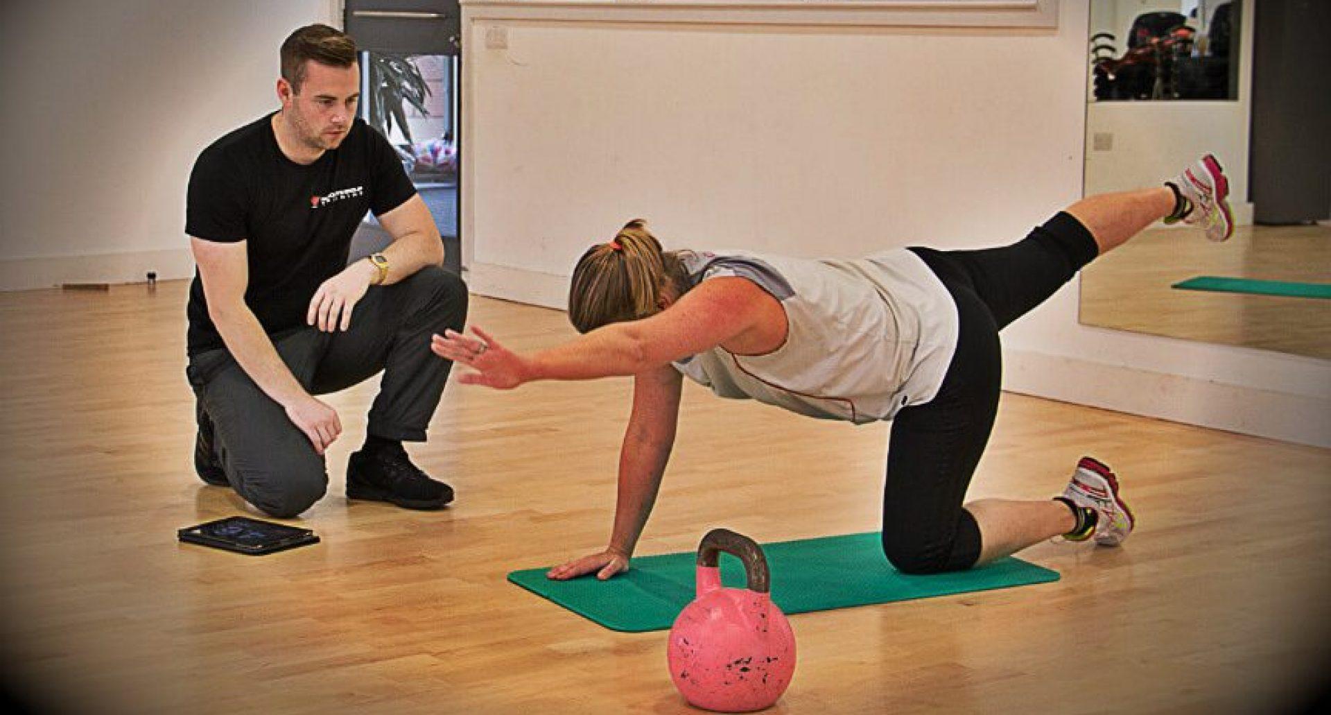 Laine Norton Fitness