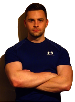 personal trainer Cambridge profile pic