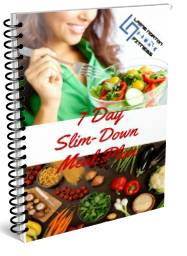 Meal plan book cover