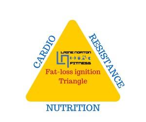 fat loss triangle