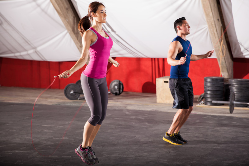 skipping workout